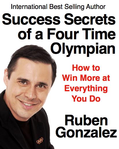 Olympic Motivational Speaker Ruben Gonzalez
